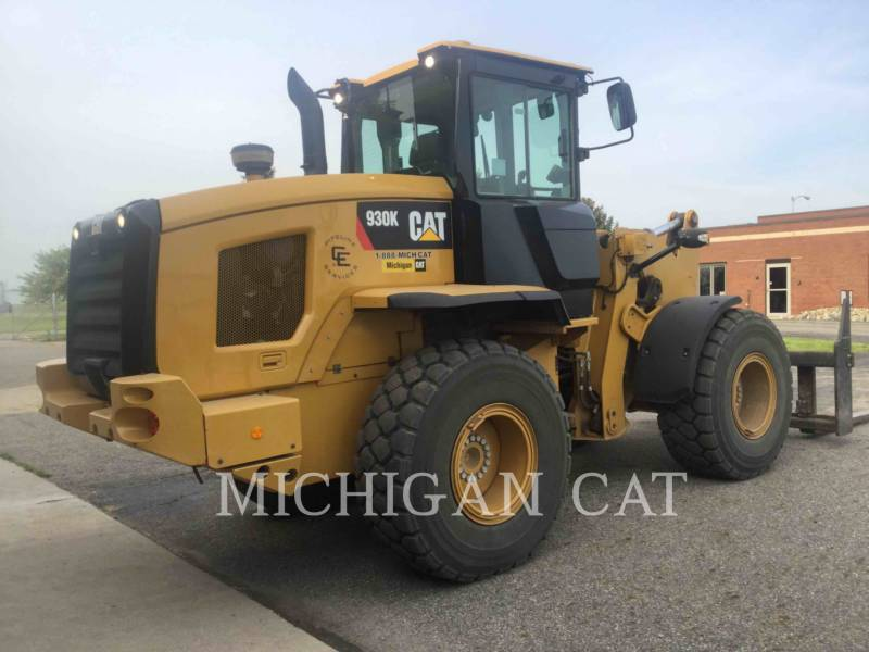 CATERPILLAR WHEEL LOADERS/INTEGRATED TOOLCARRIERS 930K LSRQ equipment  photo 4