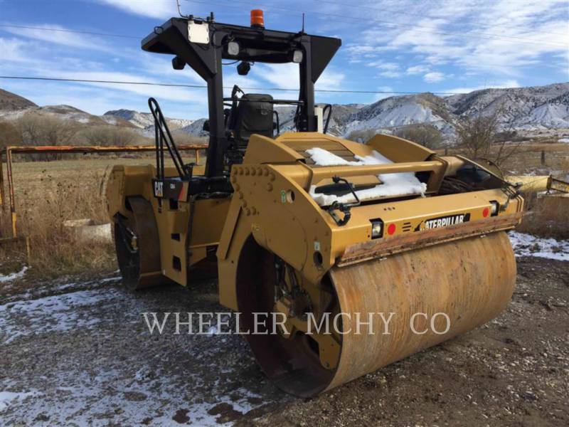 CATERPILLAR COMPACTEURS TANDEMS VIBRANTS CB64 R9 equipment  photo 3