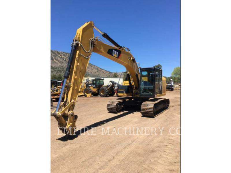 CATERPILLAR TRACK EXCAVATORS 320E LRR equipment  photo 1