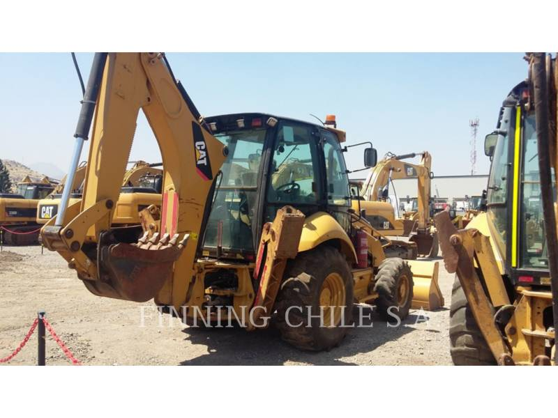 CATERPILLAR BACKHOE LOADERS 416E equipment  photo 4