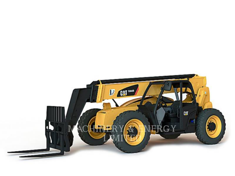 CATERPILLAR TELEHANDLER TL 943D equipment  photo 1