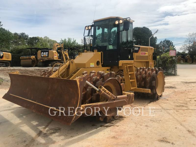 CATERPILLAR TRACTORES TOPADORES DE RUEDAS 815F II equipment  photo 2