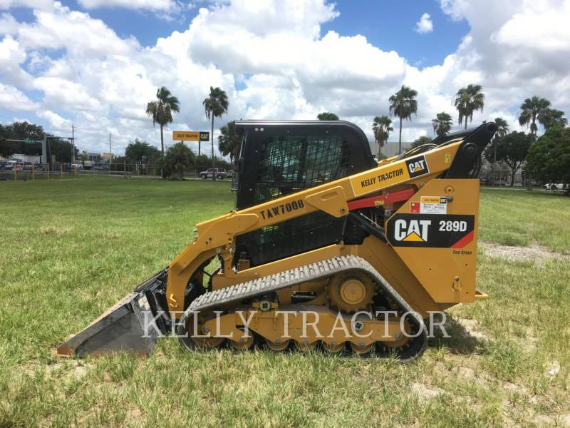 CATERPILLAR DELTALADER 289 D equipment  photo 2