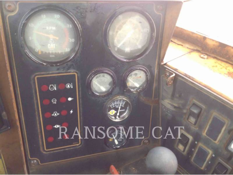 CATERPILLAR MOTOESCREPAS 615CII equipment  photo 10