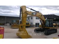 CATERPILLAR KETTEN-HYDRAULIKBAGGER 336D equipment  photo 1