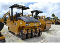 Equipment photo CATERPILLAR CW16 GUMMIRADWALZEN 1