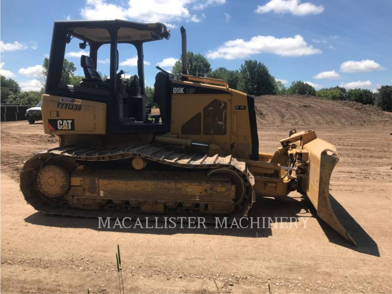 Caterpillar TRACTOARE CU ŞENILE D5KLGP equipment  photo 2