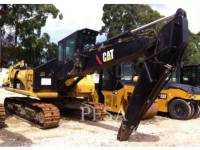 Equipment photo CATERPILLAR 320DFMLLB SILVICULTURA - CARREGADORAS DE TORA 1