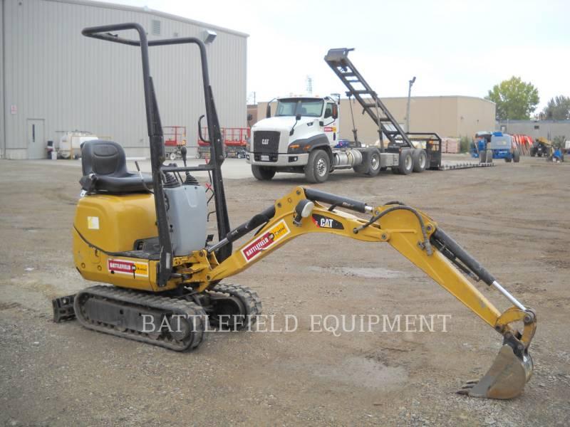 CATERPILLAR TRACK EXCAVATORS 300.9D equipment  photo 2