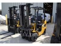 CATERPILLAR LIFT TRUCKS FORKLIFTS C5000 equipment  photo 1