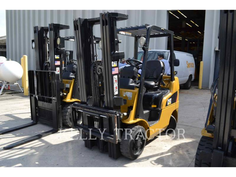 CATERPILLAR LIFT TRUCKS GABELSTAPLER C5000 equipment  photo 1
