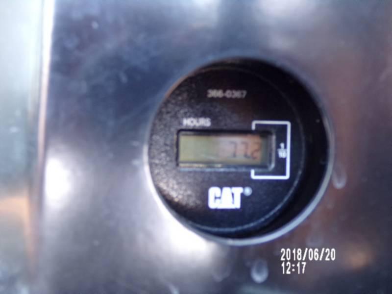 CATERPILLAR ESCAVATORI CINGOLATI 303ECR equipment  photo 15