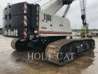 LINK-BELT CONST. CRANES TCC 1100 equipment  photo 3