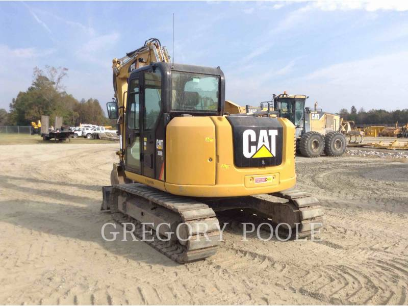 CATERPILLAR TRACK EXCAVATORS 308E2 CR equipment  photo 2