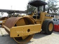 Equipment photo CATERPILLAR CS-563CAW COMPACTEUR VIBRANT, MONOCYLINDRE LISSE 1