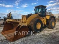 Equipment photo CATERPILLAR 980M PALE GOMMATE/PALE GOMMATE MULTIUSO 1