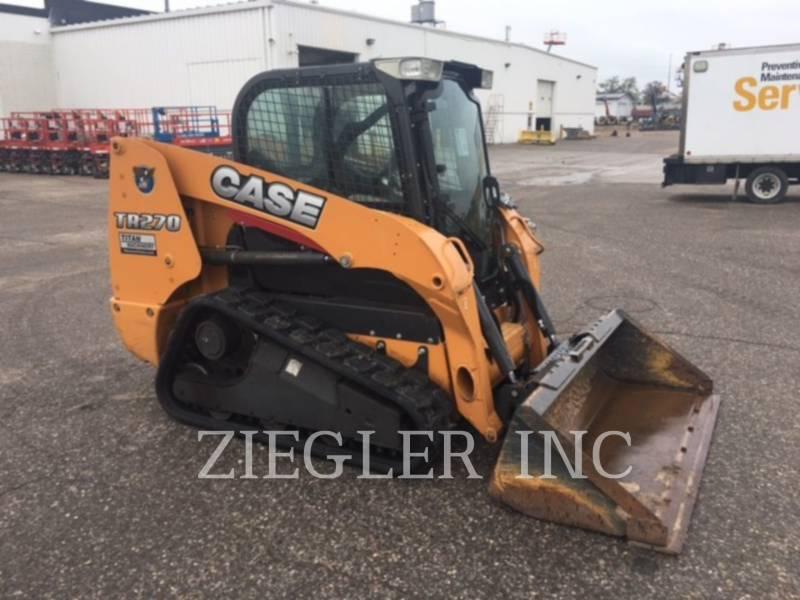 CASE/NEW HOLLAND CARGADORES MULTITERRENO TR270 equipment  photo 6