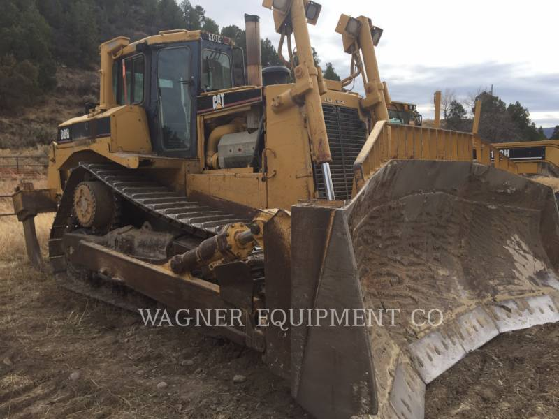 CATERPILLAR TRACTEURS SUR CHAINES D8R LRC equipment  photo 4
