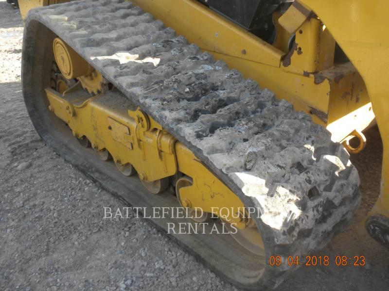 CATERPILLAR DELTALADER 289C2 equipment  photo 9