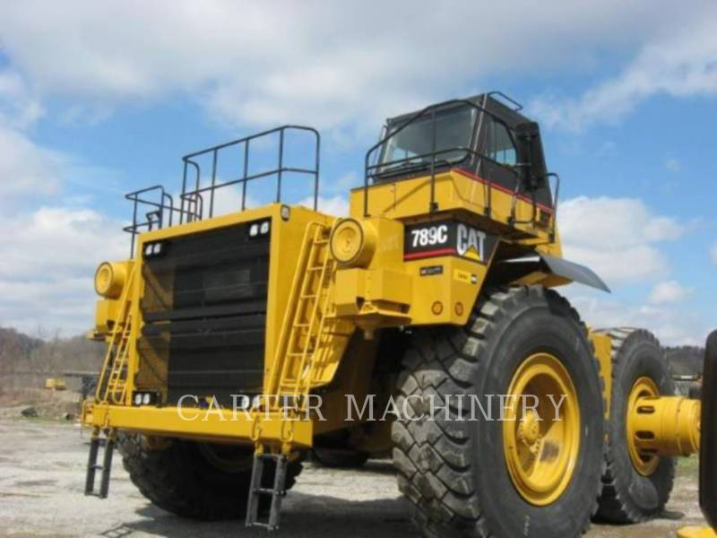 CATERPILLAR MINING OFF HIGHWAY TRUCK 789C REBLD equipment  photo 2