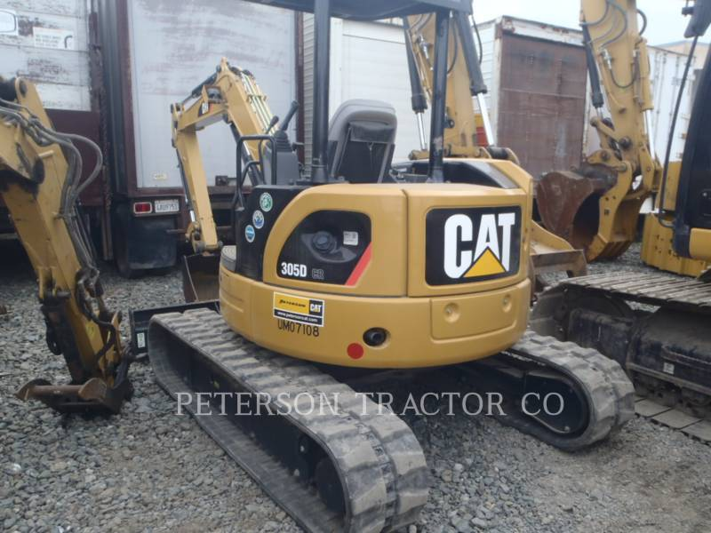 CATERPILLAR ESCAVATORI CINGOLATI 305DCR equipment  photo 4
