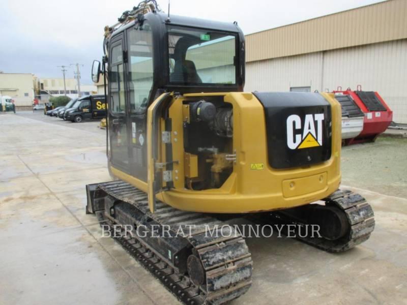 CATERPILLAR PELLES SUR CHAINES 308E2CR SB equipment  photo 14