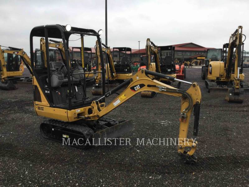 CATERPILLAR TRACK EXCAVATORS 301.4C equipment  photo 2