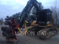 Equipment photo CATERPILLAR 501 HD DH FORESTRY - HARVESTER 1