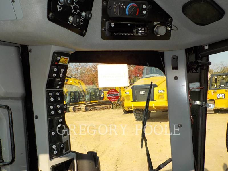 CATERPILLAR MOTORGRADER 12M3 equipment  photo 23