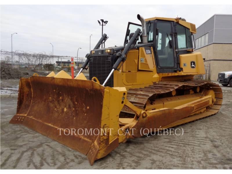 JOHN DEERE TRACTORES DE CADENAS 850K equipment  photo 2