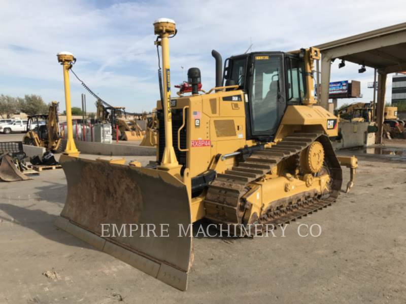 CATERPILLAR CIĄGNIKI GĄSIENICOWE D6N XL equipment  photo 4