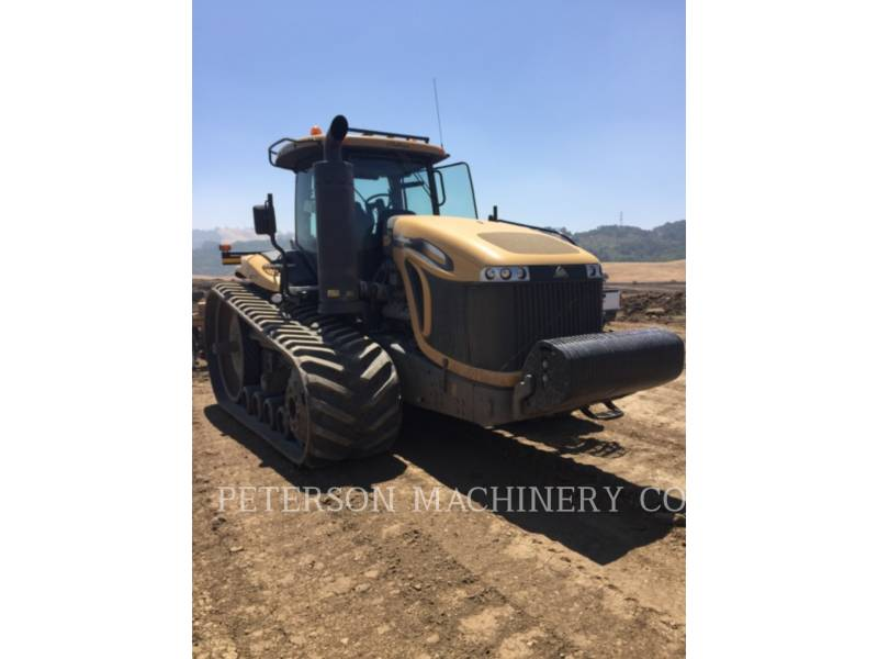 AGCO 農業用トラクタ MT845E equipment  photo 3