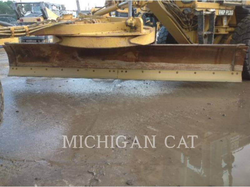 CATERPILLAR MOTORGRADER 163H equipment  photo 16