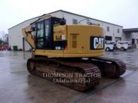 CATERPILLAR TRACK EXCAVATORS 328D CLR equipment  photo 4
