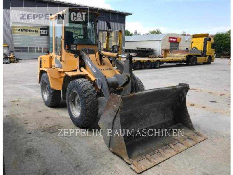 VOLVO CONSTRUCTION EQUIPMENT WHEEL LOADERS/INTEGRATED TOOLCARRIERS 502 equipment  photo 3
