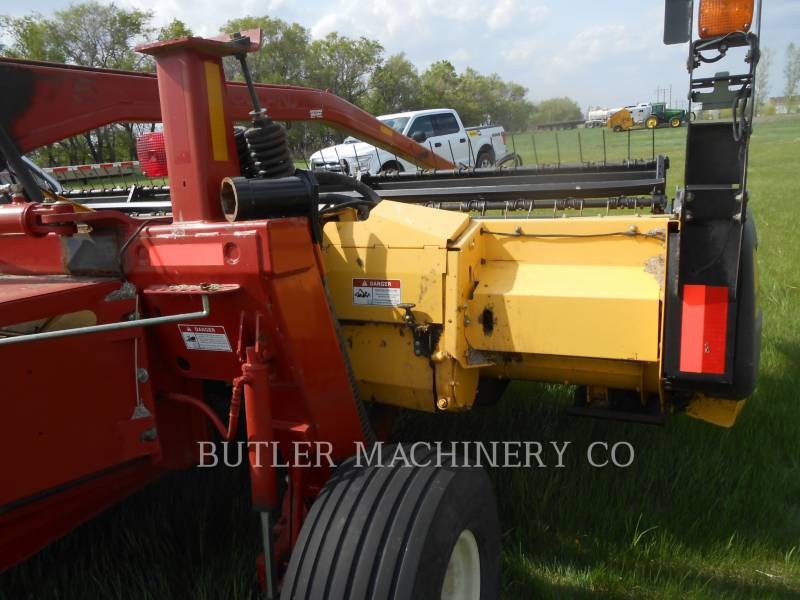 FORD / NEW HOLLAND 農業用集草機器 1475 equipment  photo 9