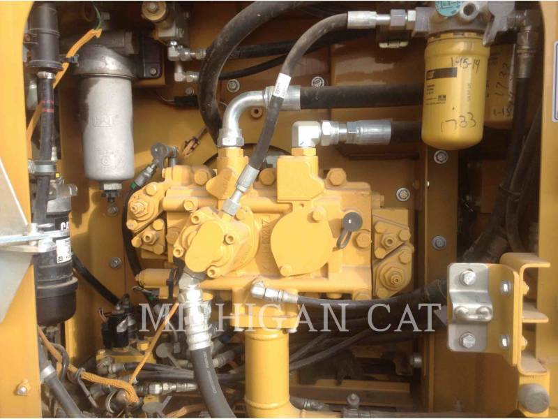 CATERPILLAR PELLES SUR CHAINES 316EL  equipment  photo 10