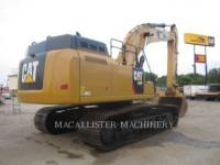 Equipment photo CATERPILLAR 349FL PELLES SUR CHAINES 1