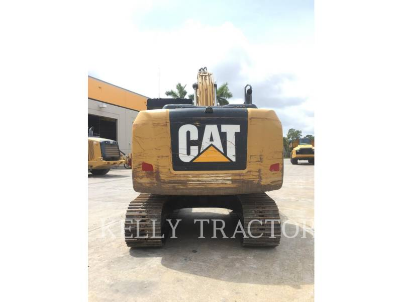 CATERPILLAR EXCAVADORAS DE CADENAS 318EL equipment  photo 4