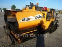 LEE-BOY ASPHALT PAVERS 8515B equipment  photo 1