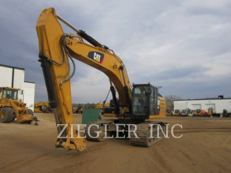 CATERPILLAR PELLES SUR CHAINES 336ELH2 equipment  photo 1