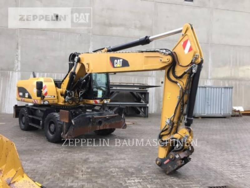 CATERPILLAR MOBILBAGGER M322D equipment  photo 7