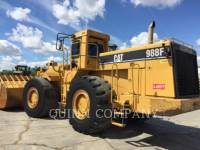 CATERPILLAR WHEEL LOADERS/INTEGRATED TOOLCARRIERS 988F II equipment  photo 5