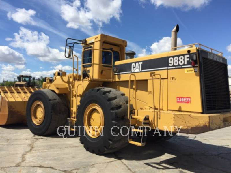CATERPILLAR CARGADORES DE RUEDAS 988F II equipment  photo 5