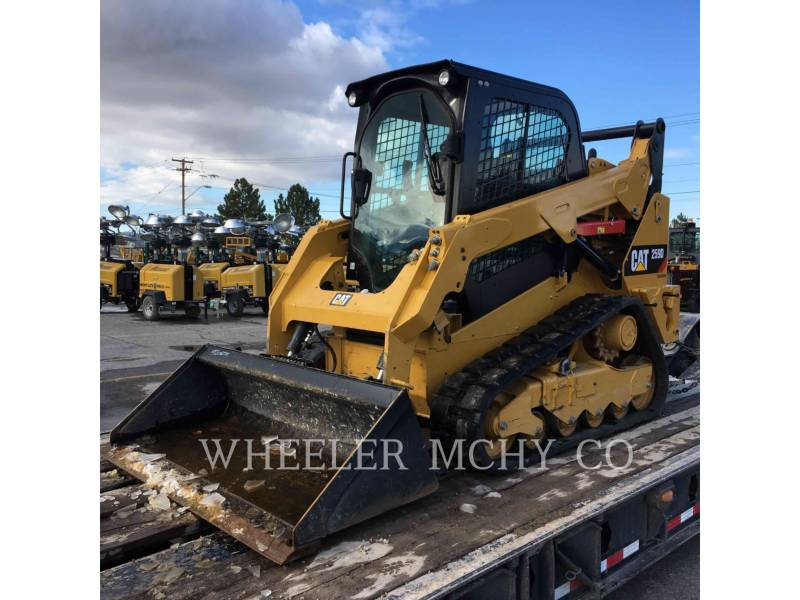 CATERPILLAR MULTI TERRAIN LOADERS 259D C3-H2 equipment  photo 1