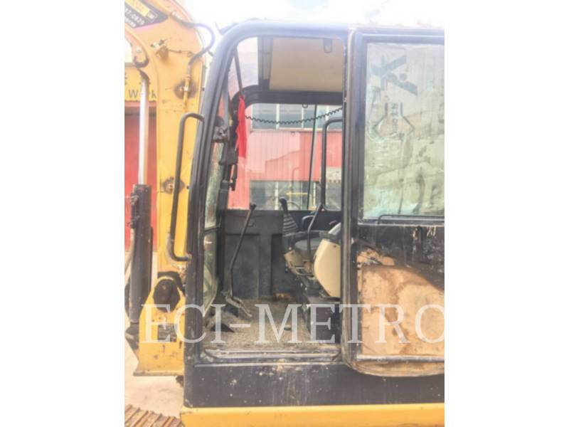 CATERPILLAR EXCAVADORAS DE CADENAS 306 E equipment  photo 8