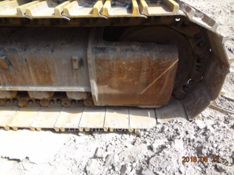 CATERPILLAR KETTEN-HYDRAULIKBAGGER 349D2 equipment  photo 8
