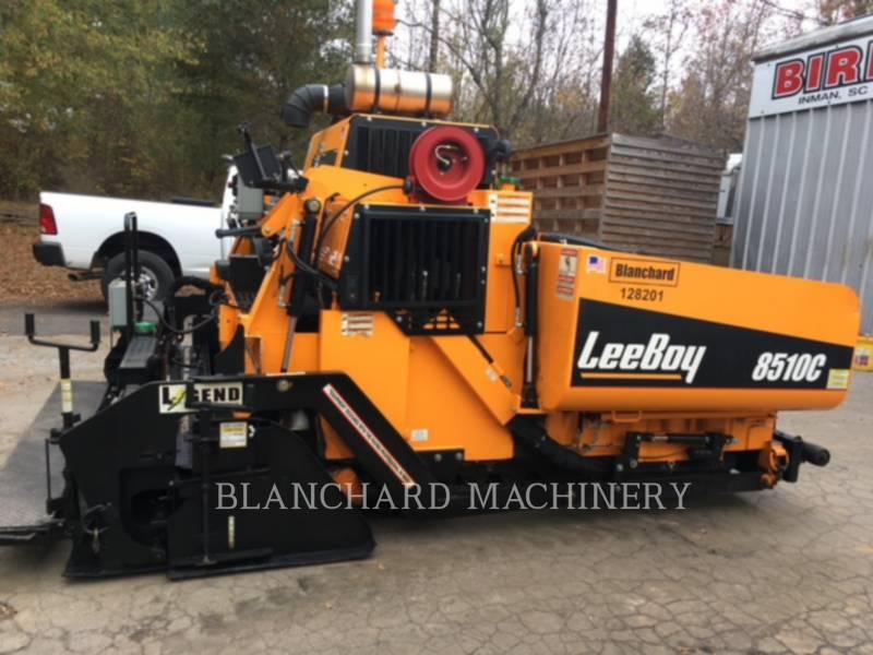 LEE-BOY ASPHALT PAVERS 8510 C equipment  photo 1
