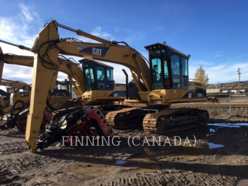 CATERPILLAR FORESTRY - EXCAVATOR 320CFMHW equipment  photo 1
