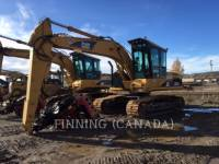 Equipment photo CATERPILLAR 320CFMHW SILVICULTURA - ESCAVADEIRA 1